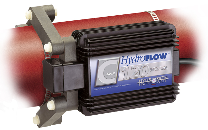 HydroFLOW C Series - electronic scale inhibitor descaler